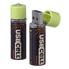 USB Akku, AA
